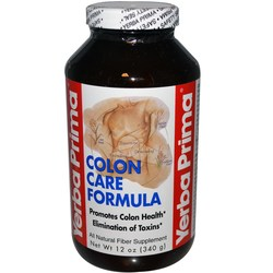 Yerba Prima Colon Care Formula