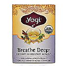 Yogi Tea Organic Teas Breathe Deep Organic Tea
