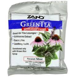 Зеленый чай с эхинацея