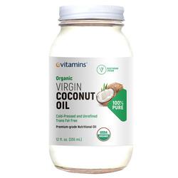 eVitamins Organic Virgin Coconut Oil