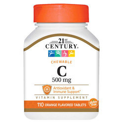 21st Century Chewable Vitamin C