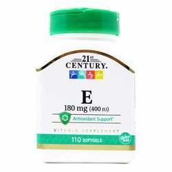 21st Century Vitamin E