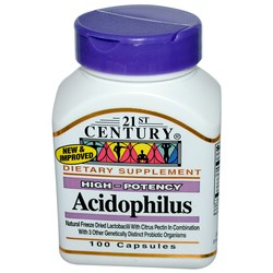21st Century High-Potency Acidophilus