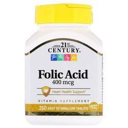 21st Century Folic Acid