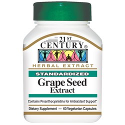 21st Century Grape Seed Extract