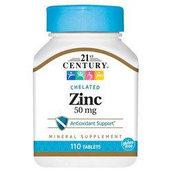 21st Century Chelated Zinc