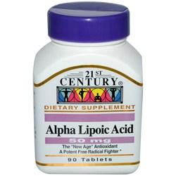 21st Century Alpha Lipoic Acid