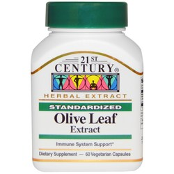21st Century Olive Leaf Extract