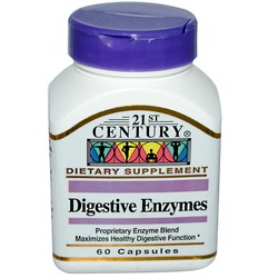 21st Century Digestive Enzymes