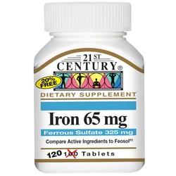 21st Century Iron