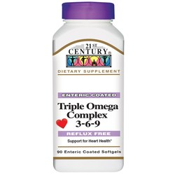 21st Century Triple Omega Complex 3-6-9