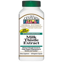 21st Century Milk Thistle Extract