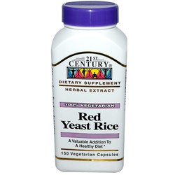 21st Century Red Yeast Rice