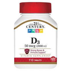 21st Century Vitamin D3