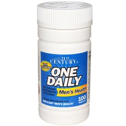 21st Century One Daily Men's Health