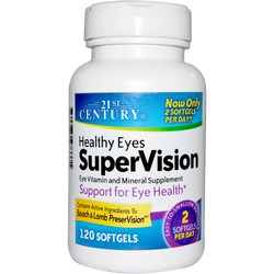 21st Century Healthy Eyes SuperVision