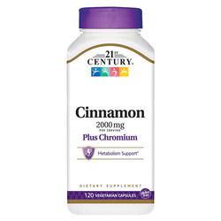 21st Century Cinnamon Plus Chromium