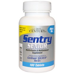 21st Century Men's 50+ Sentry Senior