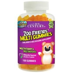 21st Century Zoo Friends Multi Gummies