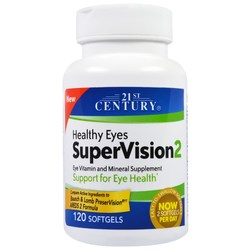 21st Century Healthy Eyes SuperVision2
