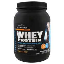 21st Century Re-Nourish Sport Whey Protein
