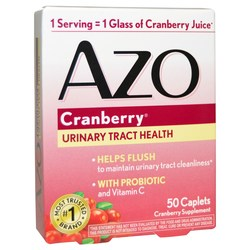 AZO Cranberry Urinary Tract Health