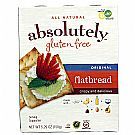 Absolutely Gluten Free Flatbread  Original