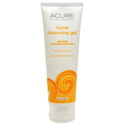 Acure Organics Facial Cleansing Gel