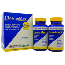 Advanced Naturals CleanseMax Kit