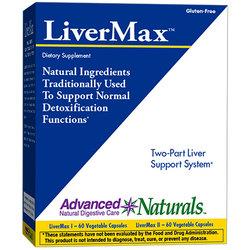 Advanced Naturals LiverMax