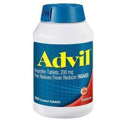 Advil Coated Ibuprofen 200 mg