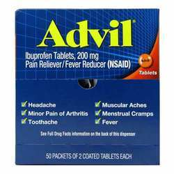 Advil Pain Reliever and Fever Reducer