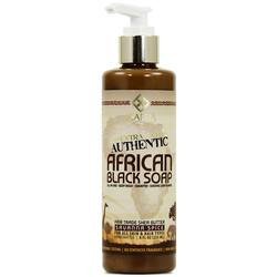 Alaffia Extra Rich Authentic African Black Liquid Soap