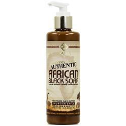 Alaffia Extra Rich Authentic African Black Liquid Soap
