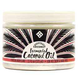 Alaffia Everyday Coconut Fermented Coconut Oil