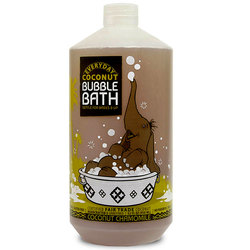 Alaffia Babies and Up Bubble Bath