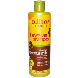 Alba Botanica Natural Hawaiian Shampoo