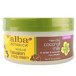 Alba Botanica Hawaiian Body Cream