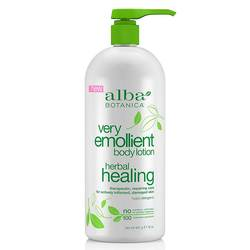 Alba Botanica Very Emollient Body Lotion Herbal Healing