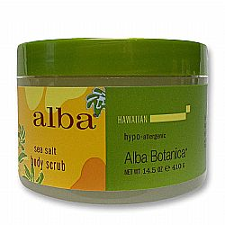 Alba Botanica Sea Salt Body Scrub