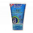 Alba Botanica Very Emollient Sunblock NaturalSPF 45