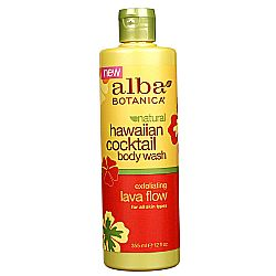 Alba Botanica Hawaiian Cocktail Body Wash