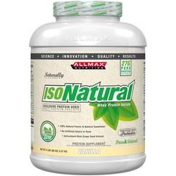 AllMax Nutrition Isonatural