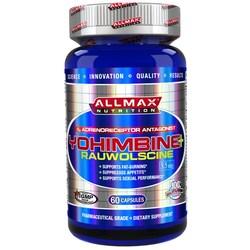 AllMax Nutrition Yohimbine + Rauwolscine