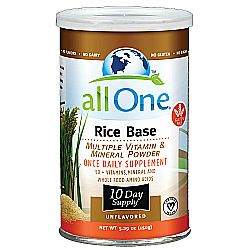 All One Rice Base