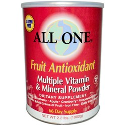 All One Fruit Antioxidant Formula