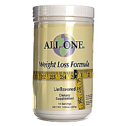 All One Weight Loss Formula