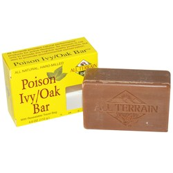 All Terrain Poison IvyOak Soap Bar