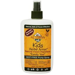 All Terrain Kids Herbal Armor Natural Insect Repellent Spray