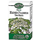 Alvita Organic Herbal Tea Elder Flower